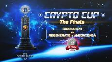 CRYPTO CUP by REGENERATE & AMIDATONGA.